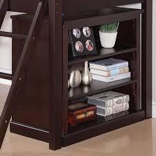 coaster 4 drawer ladder style bookcase 71 best bookcases images on pinterest coastal furniture coaster