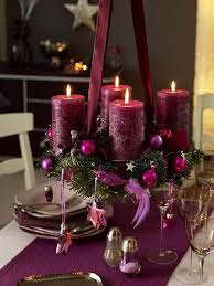 christmas candle centerpiece ideas rooms christmas candle light center pieces table decorating