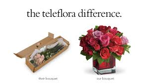 deliver flowers flowers in a box just say no teleflora