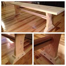 Farm Table Pictures by Custom Farm Table Bench By Feicht U0026 Co Custommade Com