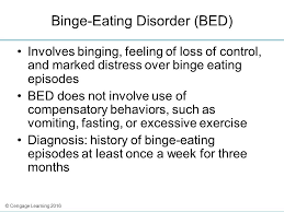 Bed Eating Disorder 10 Eating Disorders Ppt Video Online Download