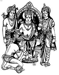 rama navami coloring pages kids website for parents