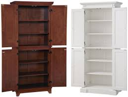 Free Standing Kitchen Design Awesome Fair Kitchen Pantry Free Standing Cabinet Top Designing