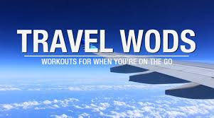 Travel wods archives glycolytic