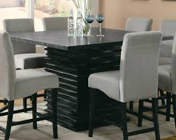Fabric Ideas For Dining Room Chairs by Black Granite Dining Table Set U2013 Rhawker Design