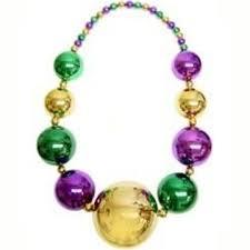 mardi gras beaded necklaces mardi gras bead necklace cappel s