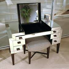 Mirrored Vanity Set Vanities Loading Venetian Mirrored Dressing Table Set Mirrored