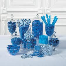 blue candy buffet supplies orientaltrading com noe sweet 16