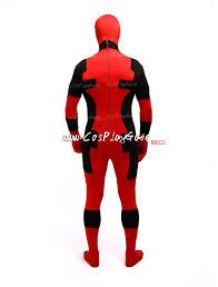 Halloween Costumes Deadpool Deadpool Costume Deadpool Morphsuit