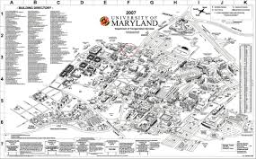 Map Of Md Arc Campus Map My Blog
