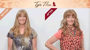 type 3 hairstyles dressing your truth review dressing your truth chunky highlights hair type and shaggy