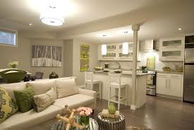Impressive Basement Living Room Decorating Ideas Images For Diy Tv - Family room in basement