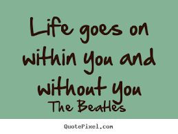 the beatles picture quotes goes on within you and without you