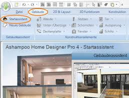 Home Designer Pro Layout Home Designer Pro 4 Von Ashampoo Getestet