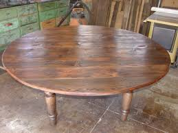round pine dining table 6ft round dining table dining room ideas