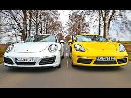 porsche boxster vs 911 2017 porsche 911 vs 2017 porsche 718 cayman s