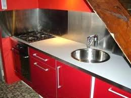 evier rond cuisine evier rond cuisine meuble cuisine inox brosse impressionnant meuble