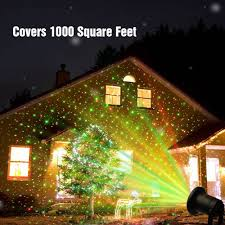 Laser Stage Lighting Outdoor by Waterproof Outdoor Landscape Garden Projector Moving Laser Xmas