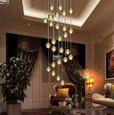 Ball Chandelier Lights Aliexpress Com Buy Sale 26 Lights Modern Creative Led