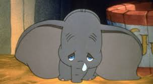 dumbo big fat elephant room running disney