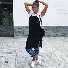 20 style tips on how to wear a shirt under a dress gurl com