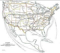 map us railroads 1860 city and growth railroads in america in 1887 america 1860