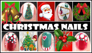 christmas nail designs xmas holiday nail art tutorials for short