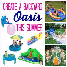 create a backyard oasis this summer a spark of creativity