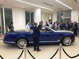 bentley convertible 2018 2018 bentley grand convertible unveiled in dubai uae yallamotor
