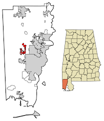 Montgomery Al Zip Code Map by Semmes Alabama Wikipedia