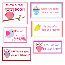 valentines cards for kids 60 free s day class card printables for children