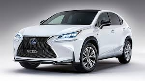 lexus nx performance figures more details on the lexus nx suv top gear