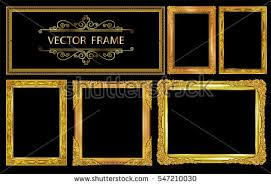 Art Frame Design Picture Frame Stock Images Royalty Free Images U0026 Vectors