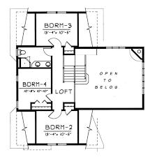 farmhouse style house plan 4 beds 2 00 baths 2104 sq ft plan