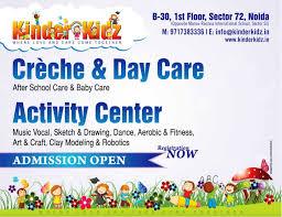 kinder kidz day care b 30 ff sector 72 noida