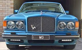 bentley turbo r keep up to date with the news at flying spares and in the world of