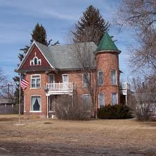 Brick Homes by Panguitch U0027s Historic Red Brick Homes Best Of The Road