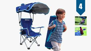 Sports Chair With Umbrella Best Covered Sports Chairs With Shade Canopy For Outdoor Events