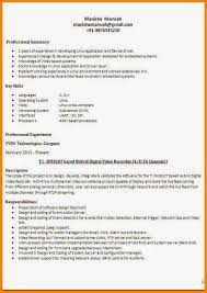 What Is The Best Type Of Resume by Different Resume Templates College Student Resume Template 10