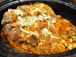 crock pot turkey breast cook diary