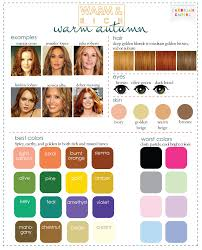 Color Palette Examples by Warm Autumn Color Palette Wallpapers Background