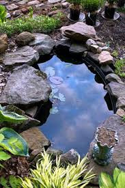 Small Garden Ponds Ideas Backyard Fish Pond Ideas Indoor Fish Ponds With Waterfall Small