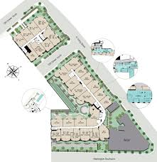 High Rise Apartment Floor Plans The Beacon Clarendon Luxury Apartments In Arlington Va