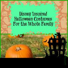 disney family halloween costumes family halloween costumes for all budgets for the disney lover in