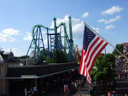 Goliath At Six Flags Goliath Six Flags New England