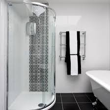 Bathroom Tile Black And White - black and white bathroom tiles pictures image bathroom 2017