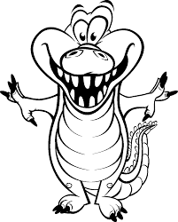 funny animal coloring pages coloring kids