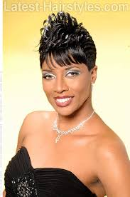 latest mohawk hairstyles for women best african american braided