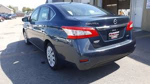 nissan sentra lease price nissan sentra s 1 owner off lease loaded bluetooth fusion auto sales