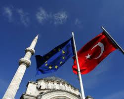 The European Flag Are Turkey And Europe Seeking A New Kind Of Relationship